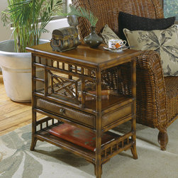 Unique Accent Table Design From Butler - Casual Side Table, photo courtesy of butlerspecialtydirect.com