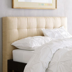Grid Tufted Headboard