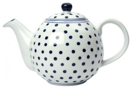 Contemporary Teapots by Kitchens