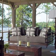 Traditional Patio Furniture And Outdoor Furniture by All Swing Beds