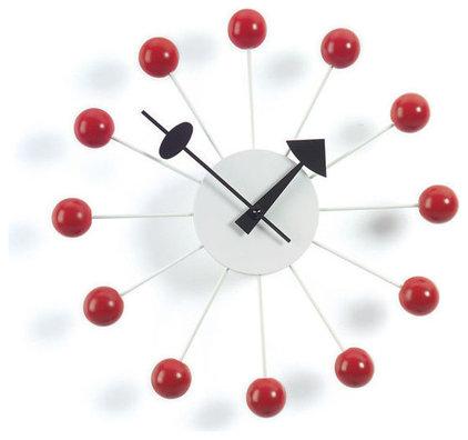 Midcentury Clocks by Design Public