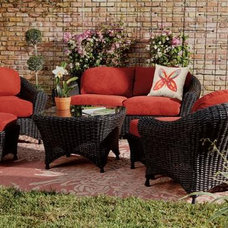 contemporary patio furniture and outdoor furniture by Home Decorators Collection