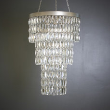 Contemporary Chandeliers by Tigermoth Lighting