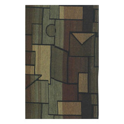 """Blazing Needles - Blazing Needles Tapestry Full Size Futon Cover in Hypotenuse-8"""" Full - Blazing Needles - Futon Covers - 9687/T39 - Blazing Needles Designs has been known as one of the oldest indoor and outdoor cushions manufacturers in the United States for over 23 years."""