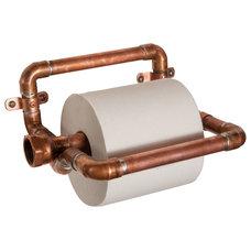 Industrial Toilet Paper Holders by Nine & Twenty