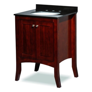 """Belmont Decor ST6-24 """"Charleston"""" single sink vanity - APPLY COUPON CODE """"EDHOUZ50"""" AT CHECKOUT. JUST OUR WAY OF SAYING THANKS."""