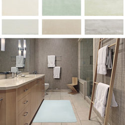 Alexander Home - Hampton Plush Bath Rug - Comfort your feet on the plush Hampton bath rug.  Durable and absorbent,the Hampton bath rug is machine washable for easy care and repeated use.  This non-skid bath rug comes in 7 different colors,as well as a beige runner,fitting any bath decor.