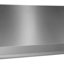 "Broan - Elite E6030SS 30"" Wall-Mount Canopy Range Hood with 600 CFM Internal Blower  Var - The Broan E6030SS is a 30 in stainless steel range hood with styling that is fresh and modern yet designed to easily complement popular pro-style cooking products These models come with integrated internal blowers or dedicated external blower capabil..."