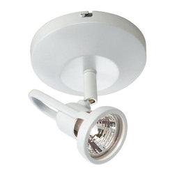 WAC Lighting - WAC Lighting ME-826 Modern 1 Light Halogen Accent Spot Light - Features: