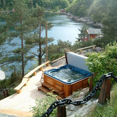 Eclectic Landscape by Bliss by Arctic Spas