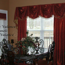 Traditional  by The Interiors Workroom, Inc