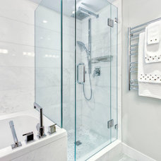 Modern Bathroom by Total 360 Photography