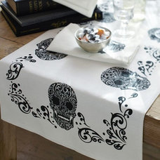 Contemporary Table Runners by Pottery Barn