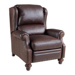 Hooker Furniture - Hooker Furniture Recliner RC145-089 - Hooker Furniture Recliner RC145-089
