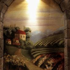 Mediterranean  by Joni Herman - Renaissance Studios, Muralist
