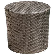 Contemporary Outdoor Side Tables by Great Deal Furniture