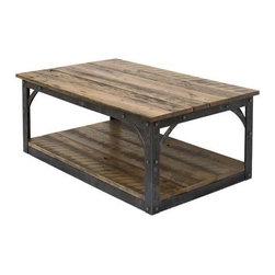 "Coffee Table - 30"" x 48"" x 19"""