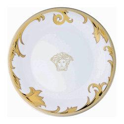 Versace - Versace Arabesque Gold Service Plate - Versace Arabesque Gold Service Plate