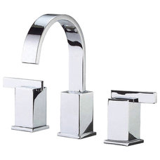 Transitional Bathroom Faucets And Showerheads by PlumbersStock