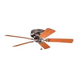 "Kichler - Kichler 339022OBB Stratmoor 52"" Indoor Ceiling Fan with 5 Blades - Kichler 339022 Stratmoor 52"" Ceiling Fan"
