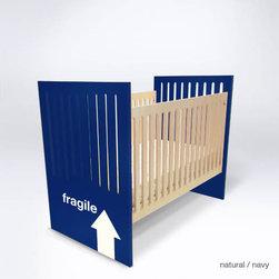 ducduc alex crib - Four mattress height settings.