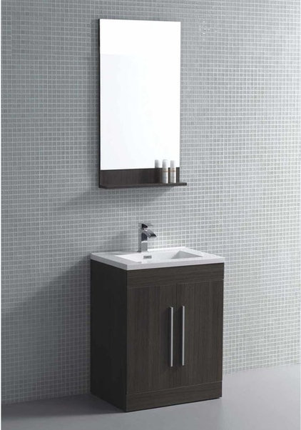 Modern Bathroom Vanities And Sink Consoles by ConceptBaths.com