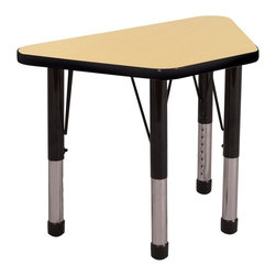 ECR4KIDS - ECR4KIDS 18 x 30 in. Learning Adjustable Activity Table - Chunky - ELR-14118-MBB - Shop for Childrens Tables from Hayneedle.com! About Early Childhood ResourcesEarly Childhood Resources is a wholesale manufacturer of early childhood and educational products. It is committed to developing and distributing only the highest-quality products ensuring that these products represent the maximum value in the marketplace. Combining its responsibility to the community and its desire to be environmentally conscious Early Childhood Resources has eliminated almost all of its cardboard waste by implementing commercial Cardboard Shredding equipment in its facilities. You can be assured of maximum value with Early Childhood Resources.