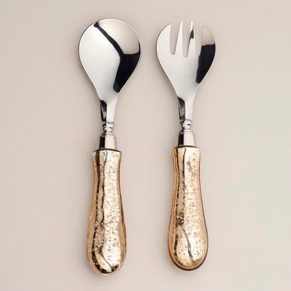 contemporary serveware by World Market