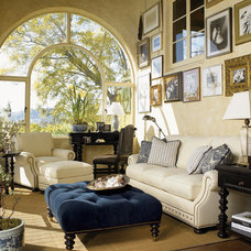 Traditional Sofas by Low Country Market Interiors