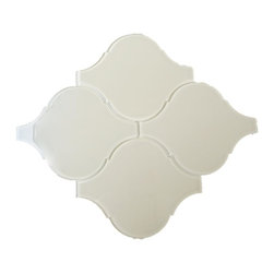 Sample-Loft Radiance Sand Beach Glass Tile Sample - Sample-Loft Radiance Sand Beach Glass Tile Sample   Samples are intended for color comparison purposes, not installation purposes.    -Glass Tiles -