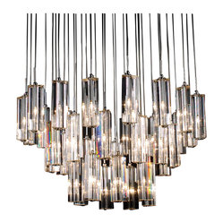 Diamante 36-Light Chandelier