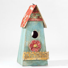 Contemporary Birdhouses by Cost Plus World Market