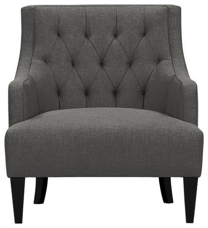 Modern Armchairs And Accent Chairs by Crate&Barrel
