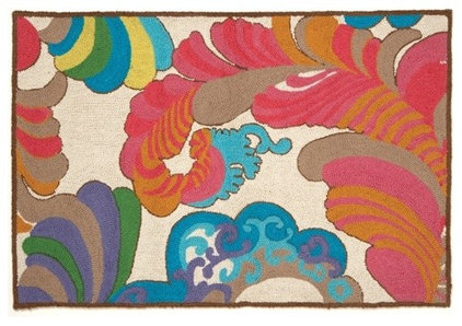 Eclectic Rugs by Maureen Stevens