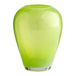 Cyan Design - Cyan Design 05359 Small Enzo Vase - Cyan Design 05359 Small Enzo Vase