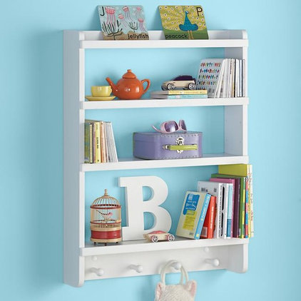 Contemporary Display And Wall Shelves  by The Land of Nod
