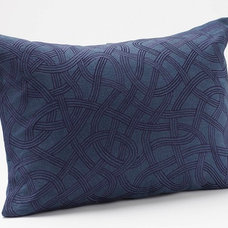 Endless Embroidered Pillow | Coyuchi