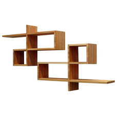 Contemporary Wall Shelves by FREELINE studio