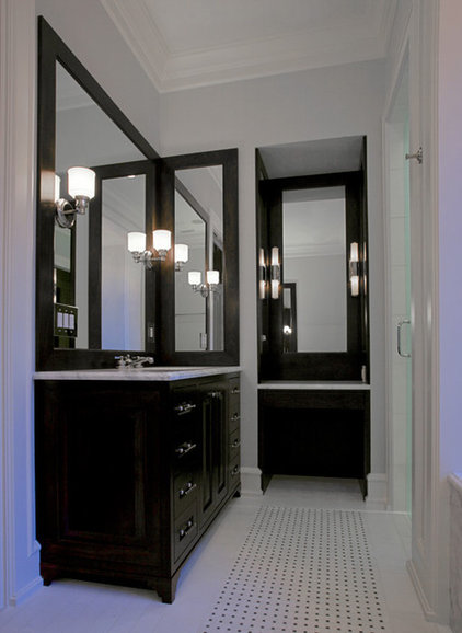 Contemporary Bathroom by LG Construction + Development