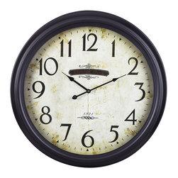 Sterling - Sterling 118-034 Chateau Clock - Sterling 118-034 Chateau Clock