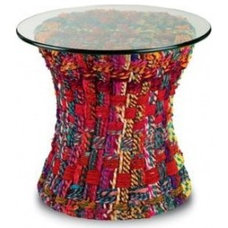 Contemporary Side Tables And Accent Tables by EcoFirstArt