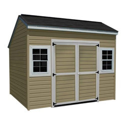 Fifthroom - Potting Shed with Vinyl Siding -