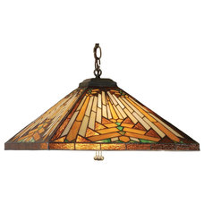 Craftsman Pendant Lighting by Hansen Wholesale