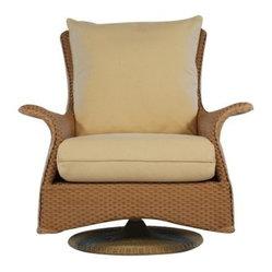 Shop Wicker Swivel Rocking Chair Rocking Chairs on Houzz