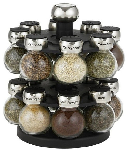 Contemporary Spice Jars And Spice Racks by Macy's