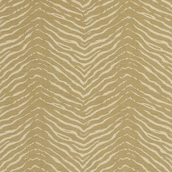 "Ballard Designs - Zebra Woven Natural Fabric by the Yard - Content: 100% cotton. Repeat: Non-railroaded fabric, 6 3/4"" Repeat. Care: Dry Clean. Width: 54"" wide. Tonal gray damask printed on 100% cotton.. . . . Because fabrics are available in whole-yard increments only, please round your yardage up to the next whole number if your project calls for fractions of a yard. To order fabric for Ballard Customer's-Own-Material (COM) items, please refer to the order instructions provided for each product. Ballard offers free fabric swatches: $5.95 Shipping and Processing, ten swatch maximum. Sorry, cut fabric is non-returnable."