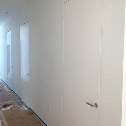 DAYORIS DOORS - Invisible Doors, By DAYORIS DOORS. - These are flush, invisible doors, made by DAYORIS DOORS.
