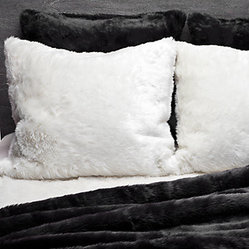 Lumiere Coverlet - Charcoal