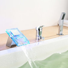 Modern Bath And Spa Accessories by faucetsuperdeal