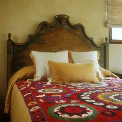 Beds - Clarisa Headboard